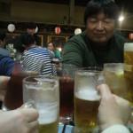 練習会後の飲み会